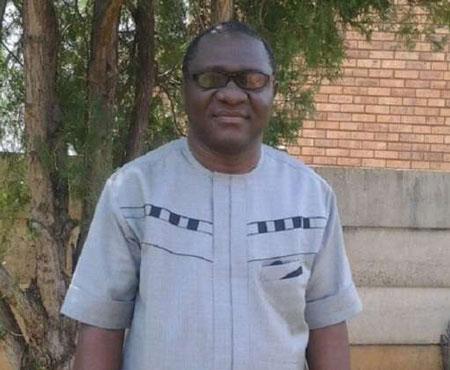 Professor Abiodun Salawu