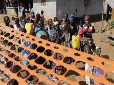 Sierra-Leonean-Village-Quarantined