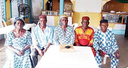 Some Ayetoro elders