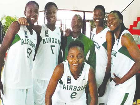The NBBF is banking on the D'Tigress to win the AfroBasket Women Championship, which dunked off in Cameroun…yesterday.