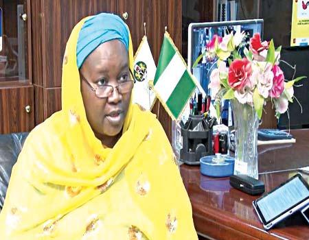 Acting Chairman, INEC Amina Zakari