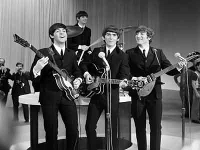 Beatles. PHOTO: rock-maniac