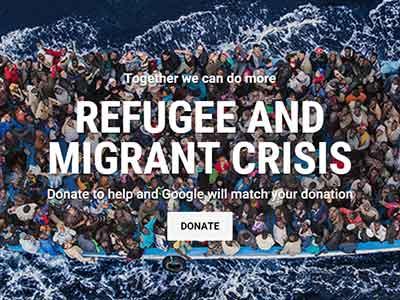 google-platform-for-migrant-donation