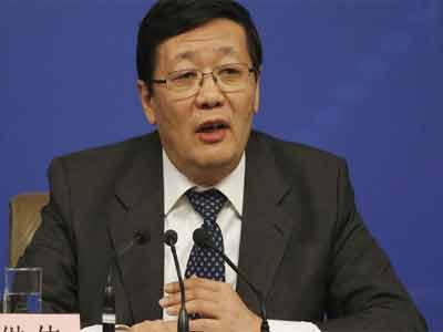 Finance Minister of China Lou Jiwei