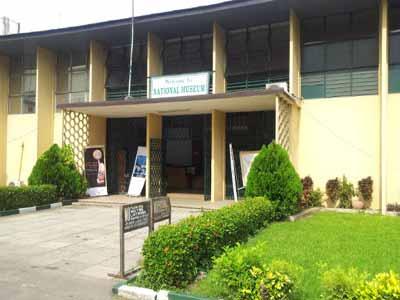 National Museum, Lagos. PHOTO: lapesoetan