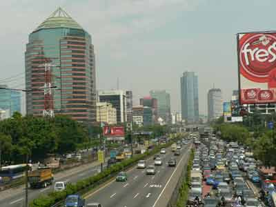 Capital city of indonesia.   indonesiafactsus