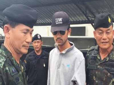 thailand second suspect