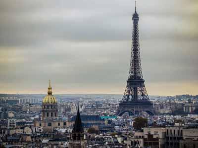 Paris. Photo: indiegogo
