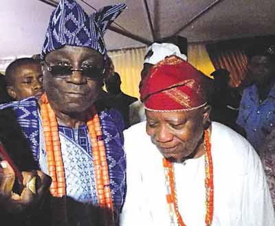 Adebutu, Baba Ijebu, joins the Octogenarians, is new Asoju