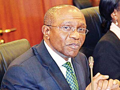 Nigeria's foremost Banker, Mr. Godwin Emefiele.