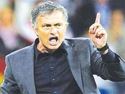 Chelsea boss, Jose Mourinho.