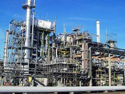 Port Harcourt refinery.
