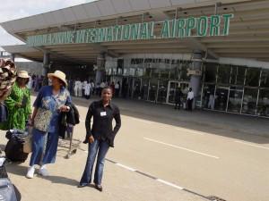 Nnamdi Azikiwe International Airport, Abuja. Photo: Naijamod