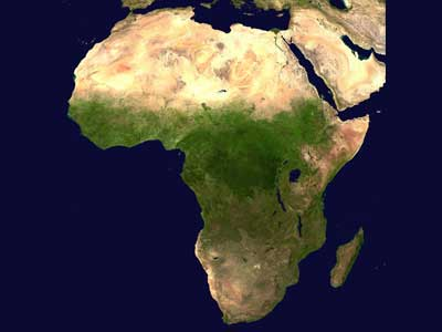 map of africa-positivewww