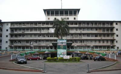 UCH, Ibadan. Photo:  whatsupibadan