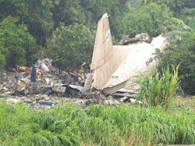 41 killed in South Sudan plane crash. Photo: timesofindia