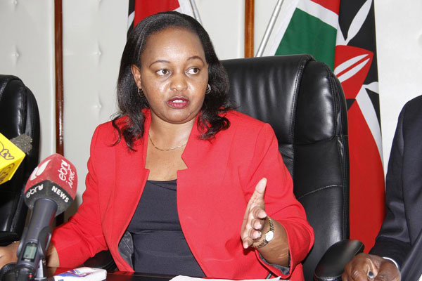Kenyan minister quits for health reason amid graft crackdown. Photo;thepeninsulaqatar