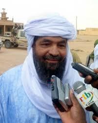 Ansar Dine leader Iyad Ag Ghaly