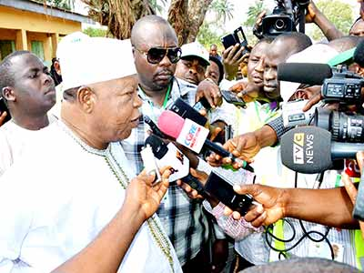 Audu: After voting on Saturday