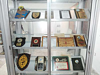 Some of the awards and post humous awards bestowed on Awolowo