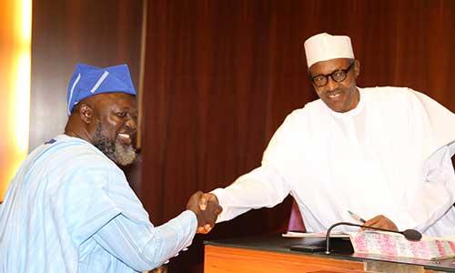 Barrister-Adebayo-Shittu-left-and-President-Buhari