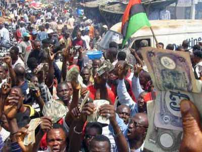 pro-Biafrans-protest