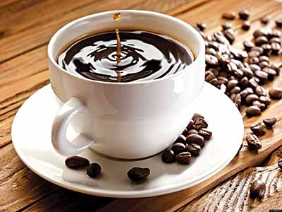 A cup of coffee...Taking caffeine before a workout reduces perception of effort and enables people to exercise, on average, 11 per cent longer than placebo. It also increases exercise enjoyment, and this should motivate people to stick to their exercise programme in the long term.