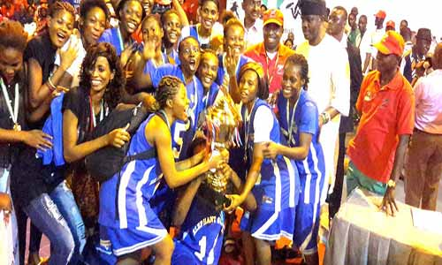 Two-time champions, First Bank Basketball Club, wants to reclaim the African Women Club Basketball Championship trophy it won last in 2009.