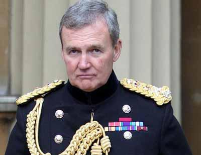 General Nicholas Houghton