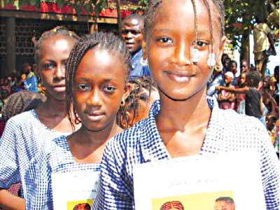 Empowering the Girl Child for The Betterment of Society