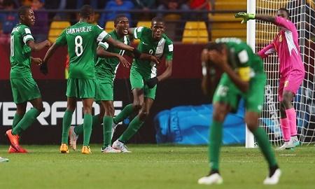 Golden Eaglets lift World Cup