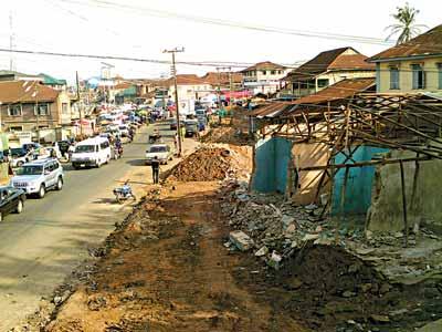Ibadan, recently                     PHOTO: Whatsupibadan