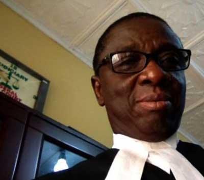 Justice Lambo Akanbi