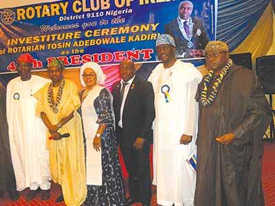 Kadiri, the President