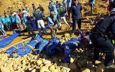 Myanmar-mine-landslide