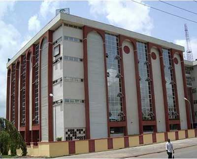 National Bureau of Statistics building