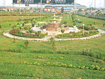 Project by the Lagos State Parks and Gardens Agency (LASPARK), recently
