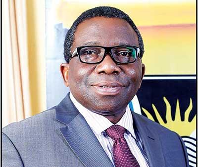 Prof. Isaac Folorunso Adewole