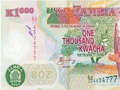 ZAMBIA-KWASHA