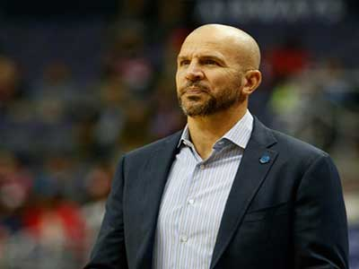 Head coach Jason Kidd of the Milwaukee Bucks. Photo; dailymail