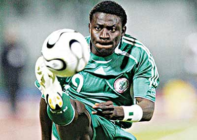 Swaziland in trouble….as Obafemi Martins leads Super Eagles' attack in today's Russia 2018 World Cup qualifier