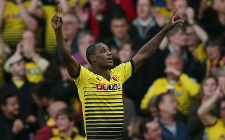 odion ighalo Watford-vs-West-Ham