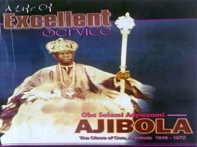 Oba Salami Ajibola(1949-1972