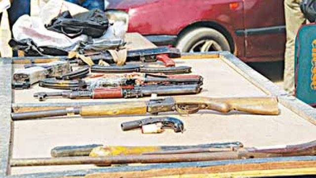 Submit illegal firearms or face prosecution, Oyo Police warns residents