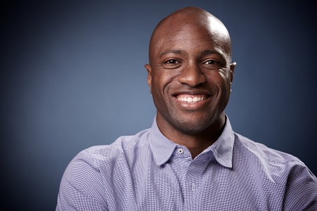 Ime Archibong, director of strategic partnerships at Facebook