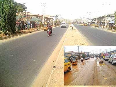 Iyana-Ejigbo-road