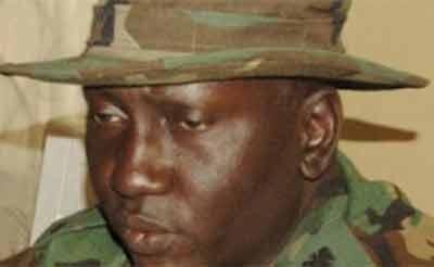 Major General Hassan Umoru