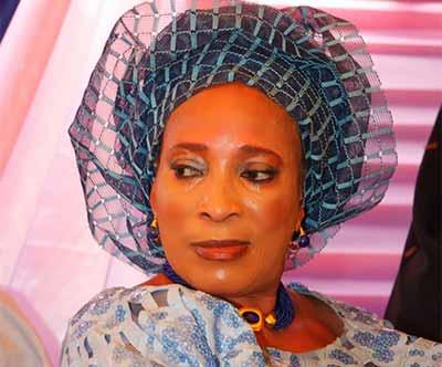 Mrs. Amina Titi Abubakar