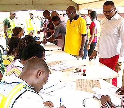 Nigerian-voters