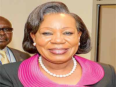 Head, Central African Republic Interim Government, Catherine Panza